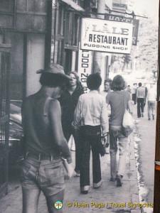 45. Sultanahmet Pudding Shop (Hippiizm Çağı)(1969-1980)