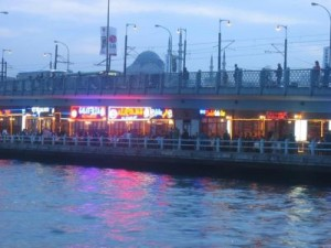 4. Galata Köprüaltı – İstanbul (1983 – 1989)