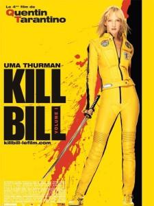 22. Kill Bill - Tarantino